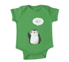 Hi Penguin One Piece - Short Sleeve