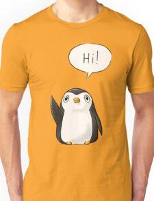 Hi Penguin Unisex T-Shirt
