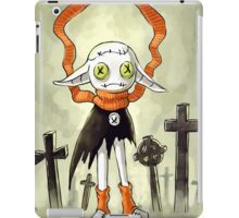 Rag Doll 2 iPad Case/Skin