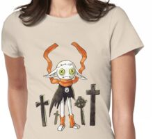 Rag Doll 2 Womens Fitted T-Shirt