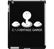 Vintage Gamer iPad Case/Skin
