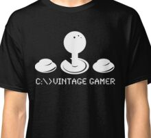 Vintage Gamer Classic T-Shirt