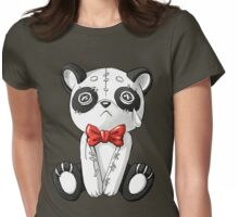 Panda Doll Womens Fitted T-Shirt