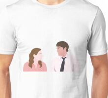 Jim and Pam Unisex T-Shirt