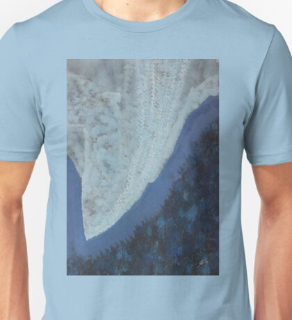 High Rockies original painting Unisex T-Shirt