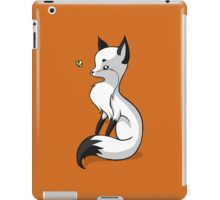 Fox and a Butterfly iPad Case/Skin