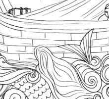 Sirens - Greek #Mermaids Sticker