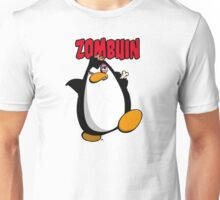 Zombuin - The Zombie Penguin Unisex T-Shirt