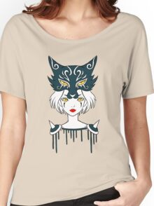 Wolf Tribe Women's Relaxed Fit T-Shirt