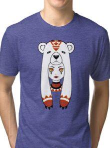 Polar Tribe Tri-blend T-Shirt