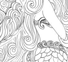 Pania of the Reef – New Zealand #Mermaid Sticker
