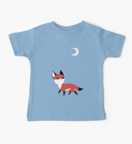 Moon Fox Baby Tee