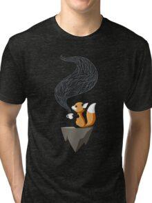 Fox Tea Tri-blend T-Shirt