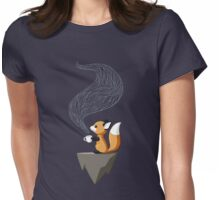 Fox Tea Womens Fitted T-Shirt