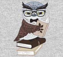 Professor Owl Kids Clothes