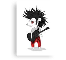 Rocker Canvas Print