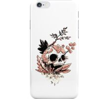 Skull Growth iPhone Case/Skin