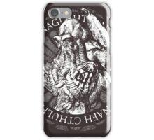 Cthulhu Emblem  iPhone Case/Skin