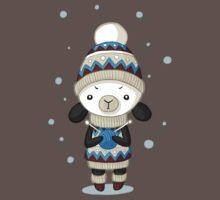 Sheep One Piece - Short Sleeve