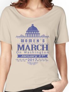 Million Women's March on Washington 2017 Redbubble T Shirts Women's Relaxed Fit T-Shirt