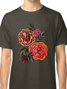 Colorful Roses Classic T-Shirt