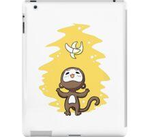 Monkey Banana iPad Case/Skin