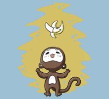 Monkey Banana Kids Tee