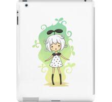 Bean Girl iPad Case/Skin
