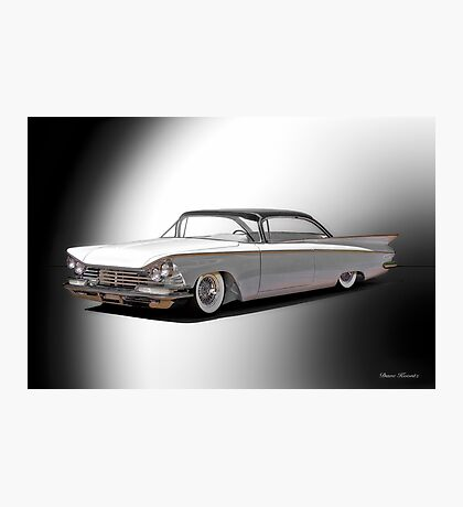 1959 Buick Custom Electra Photographic Print