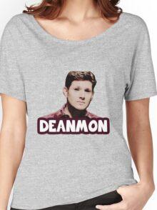"""Deanmon"" Demon!Dean Women's Relaxed Fit T-Shirt"
