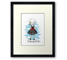 Little Giant Framed Print