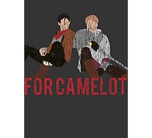 For Camelot Photographic Print