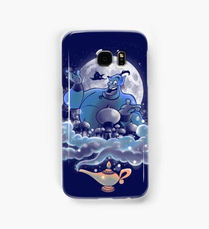 Moonlight Genie Samsung Galaxy Case/Skin