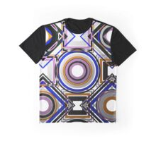 Wacky Metallic Graphic T-Shirt