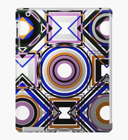 Wacky Metallic iPad Case/Skin