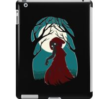 Red Riding Hood 2 iPad Case/Skin