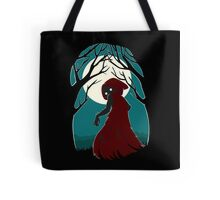 Red Riding Hood 2 Tote Bag