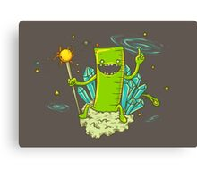 Ruler of the Universe Canvas Print