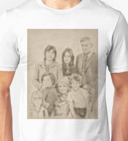 The Partidge Family Cast Unisex T-Shirt