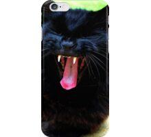 Cat Fangs iPhone Case/Skin