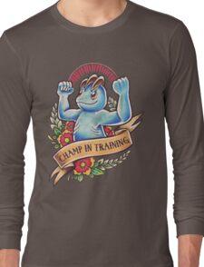 Machop Long Sleeve T-Shirt