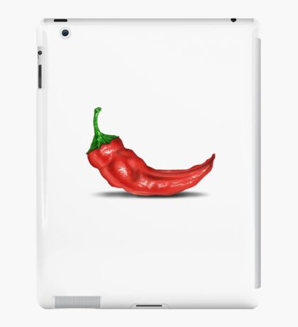 Red Chilli Pepper iPad Case/Skin