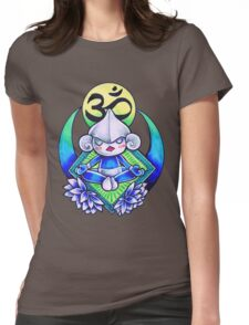 Meditite Womens Fitted T-Shirt