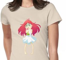 Oh Hi Womens Fitted T-Shirt