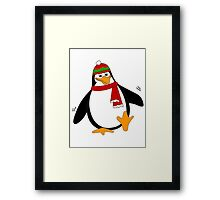 The Penguin Framed Print