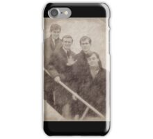 Gerry and the Pacemakers iPhone Case/Skin