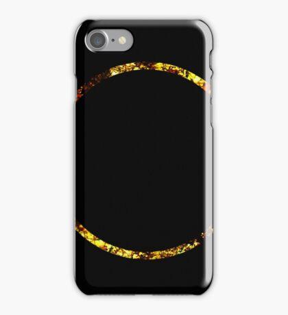 Golden Ring iPhone Case/Skin