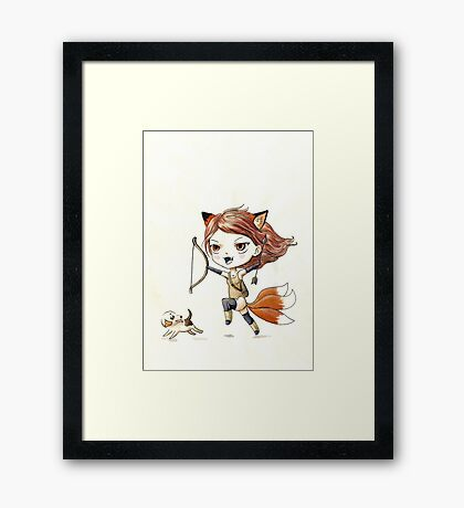Duck Hunt Framed Print