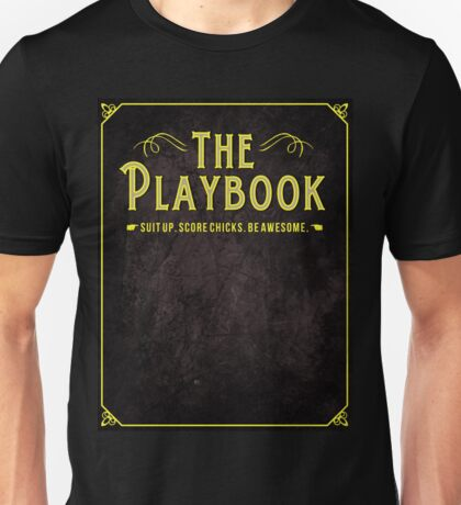 The Playbook - How I met your mother Unisex T-Shirt