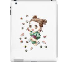 Sushi Girl iPad Case/Skin